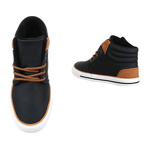 Ital-Design, Sneaker bambini Nero