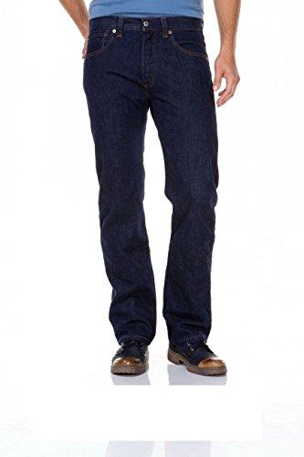 Levi's® Homme Jeans 501® Original Fit Jeans Bleu (Marlon)