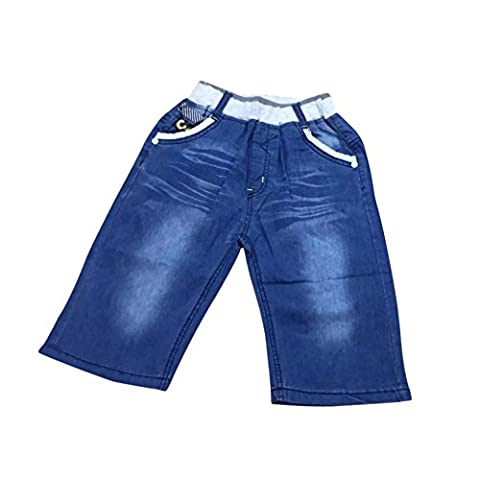 Zier enfants garçons jeans taille élastique B334025 (160)