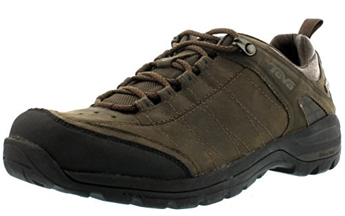 Teva Kimtah eVent Leather M's, Scarpe da escursionismo e trekking uomo, Marrone (914 turkish coffee), 42