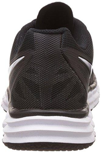 Nike Dual Fusion TR 6, Chaussures de Sport Homme, Taille Black/Metallic Silver/Pure Platinum/White