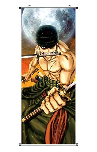CoolChange Poster enrollar /Kakemono One Piece Hecho