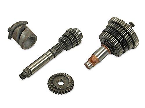 Getriebe 4-Gang komplett (originale Übersetzung) S51, S70, SR50, SR80, KR51/2