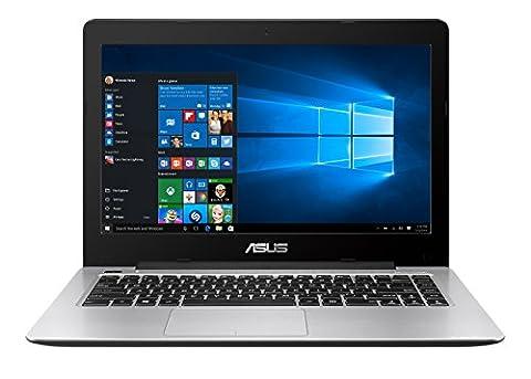 Asus Premium R457UA-WX195T PC portable 14'' Bleu nuit (Intel Core