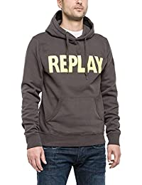 Replay M6822 .000.21844 - Pull à capuche - Homme