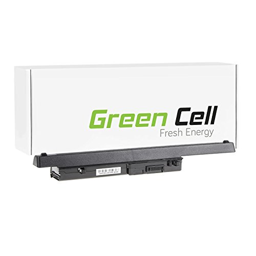 Green Cell Extended Serie U150P U164P Laptop Akku für Dell Studio 17 1745 1747 1749 (9 Zellen 6600mAh 11.1V Schwarz)
