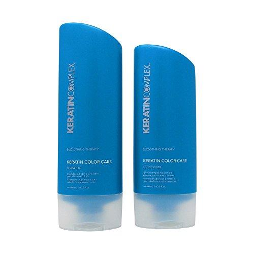 Bundle -2 items : Keratin Complex Colour Care Shampoo, 400 ml & Keratin Complex Colour Care Conditioner, 400 ml