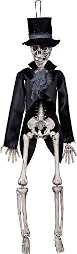 Décoration à suspendre marié gothique Halloween - taille - Taille Unique - 223460