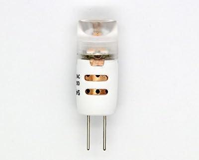 CLE LED Stiftsockellampe 1,5W(=10W Halogen) G4 12V warmweiß von CARDANLIGHT EUROPE auf Lampenhans.de