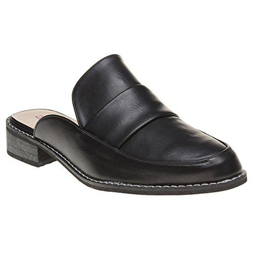 Dolcis Dunne Damen Schuhe Schwarz Schwarz