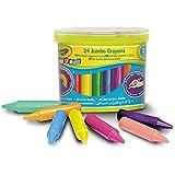 Générique Crayola Beginnings Jumbo Crayons (24)