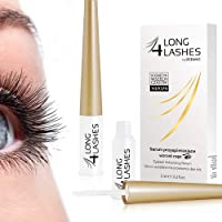 Long 4 Lashes FX5 Power Formula de 3 ml by Oceanic | Serum Pestañas resembrado con nueva formula | producto garantito