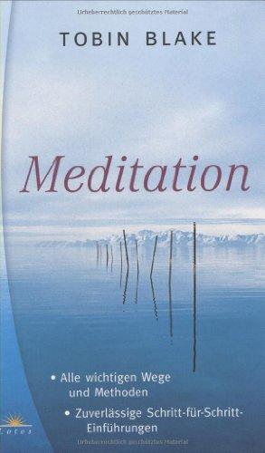 Meditation.