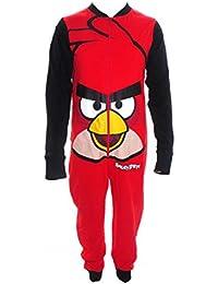 Grenouillère Angry Birds garcon