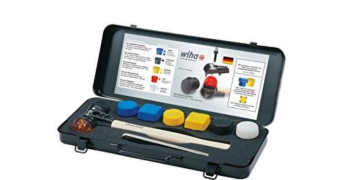 Wiha 832B8 Coffret marteau nylon 8 pièces (Import Allemagne)