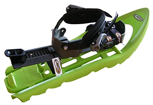 Morpho adulto Super Alp juego de raquetas, Unisex, Trimove Super Alp, Ecogreen/Grey, small