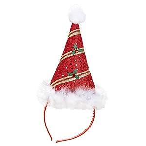 WIDMANN 05683Gorro de Papá Noel Mini, de unisex Adult, One size