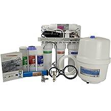Water2buy RO600 - Unidad de ósmosis inversa (5 fases, sistema de tratamiento de agua con bomba)
