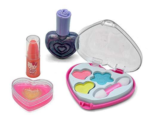 Makeup kit 4Teile Herzen Hello Kitty