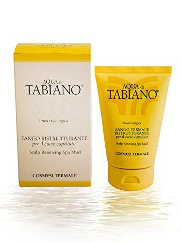 Terme Di Salsomagg. Tabiano Aqua di Tabiano Fango Ristrutturante per il Cuoio Capelluto - 500 ml
