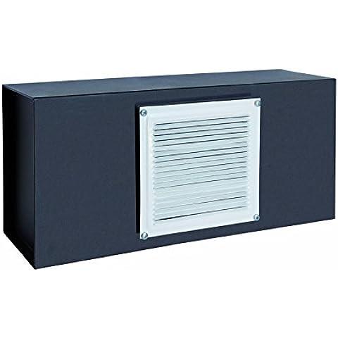 Arregui Grid - Caja fuerte camuflada como rejilla de ventilación (acero, 400 x 200 x 130 mm) color