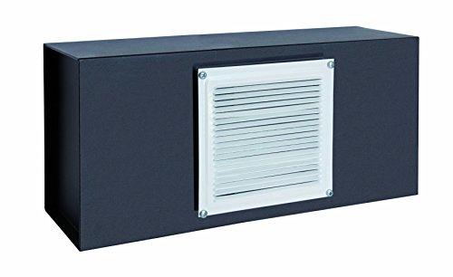 * Caja fuerte de fácil ocultación especialmente diseñada colocar, empotrada tras rejilla de ventilación. * Sistema de apertura mediante llave de seguridad de STS. * Servicio técnico en toda España.