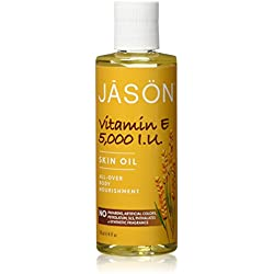 Jason Natural Products Vitamin E Öl 5000 I.U. 120 ml