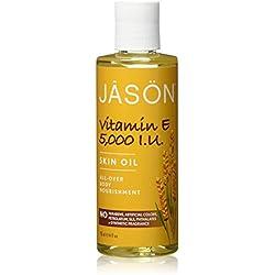 Jason Natural Products Vitamin E Öl 5000 I.U. 120 ml