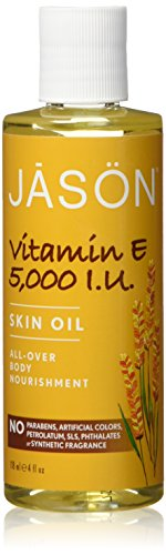 Jason Natural Products Huile enrichi en Vitamine E 5000 I.U. 120 ml