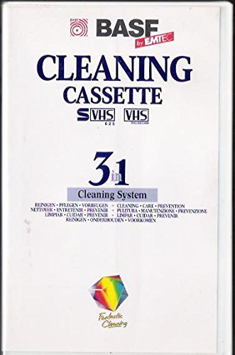 basf-video-head-cleaner-vhs-cleaning-cassette-tape-3-in-1-cleaning-system
