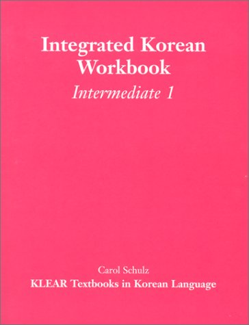 Free Download Integrated Korean: Intermediate 1: Workbook