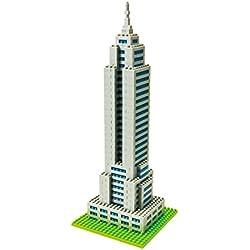Nanoblock 58514545 - Juego De Construcción Empire State