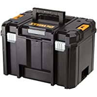 Dewalt DWST1-71195 TSTAK Deep Tool Box, Yellow/Black