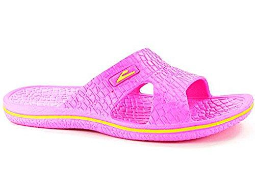 Foster Footwear - Ciabatte da ragazza' donna Ragazzi Pink