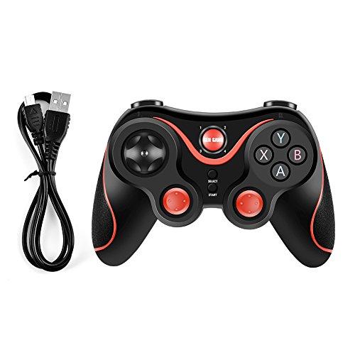 Vbestlife T3- Controlador Juego Inalámbrico Bluetooth