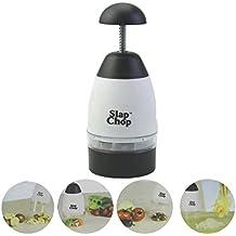 Triturador de ajo creativo Chopper comida Chuleta Chop Fruit Vegetable Grater herramienta de cocina