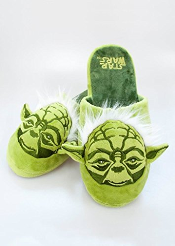 TruffleShuffle Star Wars Yoda Slip On Slipper