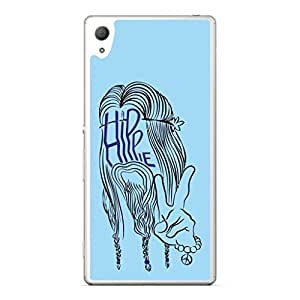 a AND b Designer Printed Mobile Back Cover / Back Case For Sony Xperia Z4 (SON_Z4_697)