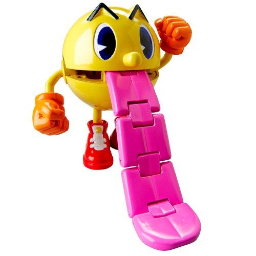 Pac Man Figura Atrapa fantasmas: PacMan (Bandai 38931)