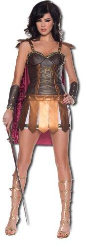 Xenia Amazonen Kriegerin Premium Kostüm Gr. (Spartanischer Kostüm Krieger)