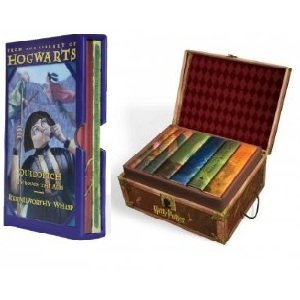 Harry Potter Collector's Christmas Boxset Entire Series