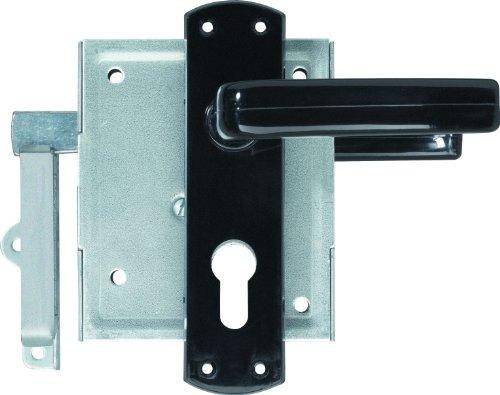 ABUS Aufschraubschloss ASS HF PZ für Profil-Zylinder, 22417 (Asse-falle)