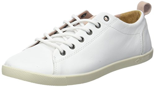 PLDM by Palladium Bel Nca, Baskets Basses Femme Blanc (White)