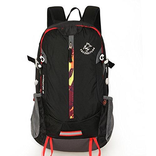 outdoor-Reisen Tasche Schultertasche/Paar leichten Wanderungen Pack/Outdoor-Rucksack B