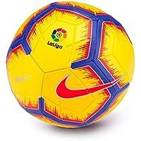 Nike LL NK STRK-FA18 Balón, Unisex Adulto, Amarillo (Yellow/Purple/Flash Crimson), 4