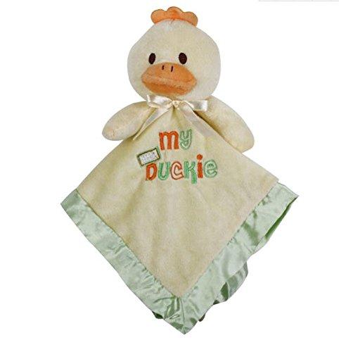 Baby Appease Tröster Spielzeug Multifunktionale Tröster Spielzeug Soft Handtuch Baumwolle Handtuch Plüsch Ente Toy_Beige -