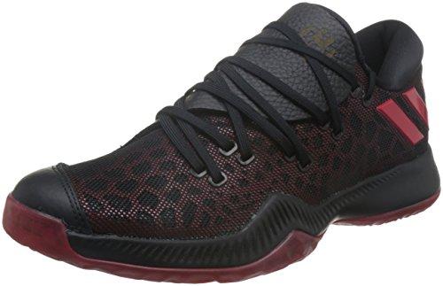 adidas Unisex-Erwachsene Harden B/E Basketball Turnschuhe rot (Escarl / Escarl / Negbas)