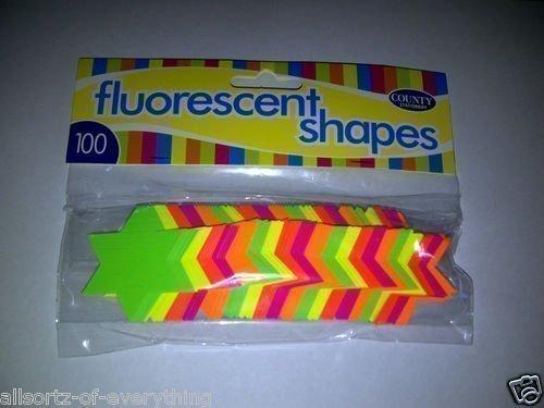 fluorescent-neon-stars-100-pack-42mm-stars-markets-shops-car-boot-sales