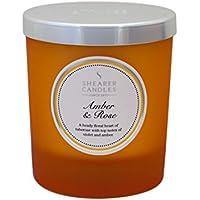 Shearer Candles SCC705 Duftkerze im Glas 20 cl Rose preisvergleich bei billige-tabletten.eu