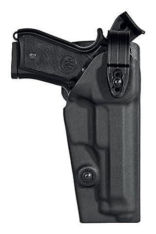 vkds858–Holster ceinture côtés Colt 1911(Governement), Coyote Sinistra